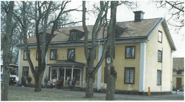 Det vackra Värdshuset, Örbyhus slott, 90-tal.